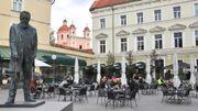 Déconfinement : Vilnius retrouve le plaisir des dîners en terrasse