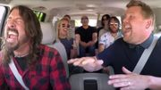 Les Foo Fighters se cassent la voix dans le Carpool Karaoké
