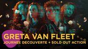 Greta Van Fleet: le nouvel album et vos places pour le concert sold out