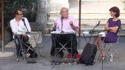 Avignon – Jack Ralite et Karelle Ménine - Par la complicité de la pensée