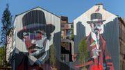 Asphalte #1 - Biennale d'Art Urbain à Charleroi