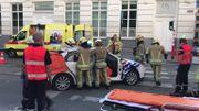 Bruxelles: sept blessés dans un accident impliquant une voiture de police