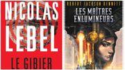 """""""Le Gibier"""" et """"Les Maîtres Enlumineurs"""": les excellentes nouveautés bouquin à ne pas manquer"""