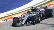Hamilton surclasse Verstappen et Vettel pour s'offrir la pole à Singapour, Vandoorne 18ème