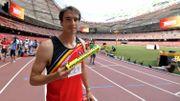 Première médaille belge à Pékin