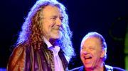 Robert Plant: sa voix dans Led Zep