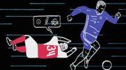 L'hommage animé de Chelsea au but du mois de Hazard