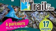 """3ème """"Trail des Fées"""" à Bertrix (17 septembre)"""