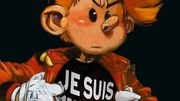 Hommage à Charlie Hebdo dans un hors-série de Spirou