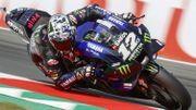 MotoGP des Pays-Bas : Viñales signe la pole et pulvérise le record, nouvelle chute de Marquez, Baltus 28e en Moto2