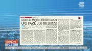 Les parieurs belges ont misé 333 Millions au total durant le Mondial !
