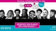Dixième édition du festival Voo Rire à Liège du 19 au 25octobre