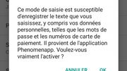 """Les émoticons """"à la belge"""": une bonne idée mais une appli qui fait peur..."""