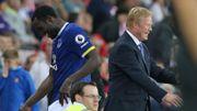 Lukaku blessé à l'orteil manquera la rencontre face à Norwich