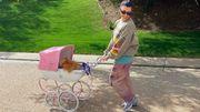 Confinement : les stars de la mode délaissent leurs fourreaux pour des joggings