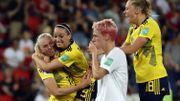 La Suède écarte le Canada et retrouvera l'Allemagne en quarts
