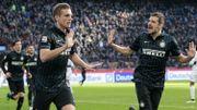 Vidic et Kuzmanovic, deux des flops passés par l'Inter