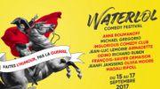 """La première édition du """"Waterlol Comedy Festival"""" aura lieu du 15 au 17 septembre"""