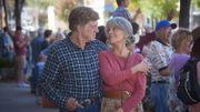 """Jane Fonda et Robert Redford amoureux dans """"Nos âmes la nuit"""""""
