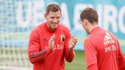 """Diables rouges: Jan Vertonghen avant le Portugal, """"il faudra être agressif et dynamique"""""""