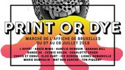 """PRINT OR DYE"" affiche la couleur"