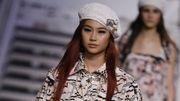 Du gothique au naturel : le make-up des défilés croisière 2019