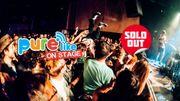 Notre soirée de concerts Pure Like on Stage est sold out!
