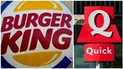 Quick Belgique dévoré par Burger King
