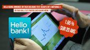 Le taux hypothécaire de 1,65% sur 20 ans lancé par Hello Bank, une arnaque?