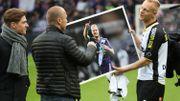 Drôle de journée pour Olivier Deschacht, mis à l'honneur par Anderlecht puis buteur face aux Mauves