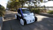 Les voitures autonomes ne doivent pas, obligatoirement, avoir un look triste.