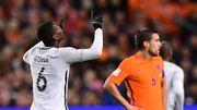 Pogba libère la France Face aux Pays-Bas