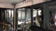 Incendie dans une école de Profondeville : la moitié des élèves déménage