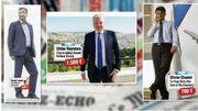 Les costumes de nos hommes politiques : de 300 à 1500 euros, on en parle dans la revue de presse