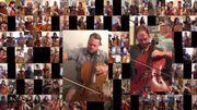 278 violoncellistes se réunissent virtuellement pour livrer une magnifique version de l'Adagio de Barber