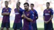 """La promesse du nouveau capitaine Messi au Camp Nou: """"On va tout faire pour ramener la Ligue des Champions"""""""