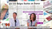 490 000 belges flashés en France !