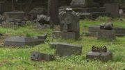 L'état alarmant du cimetière de la Diguette à Angleur