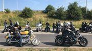Balades à moto sous la canicule: sortez couverts!