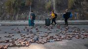 26 étudiants belges déjà priés d'évacuerHong Kong: Bianca, 19 ans, témoigne