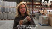 Marcia de Carvalho, la styliste qui donne une deuxième vie aux chaussettes orphelines