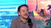 """Le Best of des invités du 8/9 : Michel Bussi sort une première saga pour ados avec """"NÉO"""""""