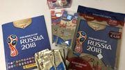 """La Coupe du Monde de Foot c'est  pour bientot ! Un site web vous aide à """"gérer"""" les doubles"""" de votre collection Panini"""