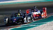 Bird s'envole lors des premiers essais de Formule E, Vandoorne accumule les tours de piste