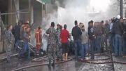 Attentat à la voiture piégée à Beyrouth