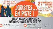 A la recherche d'un job étudiant sur Mouscron/Tournai ?