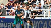 Tottenham s'impose à Newcastle, Vertonghen 1er buteur belge de la saison anglaise
