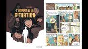 Comics Street: L'Homme de la situation