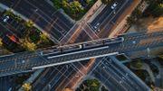 Événement jamais vu dans l'univers du rail en Europe!