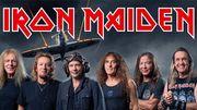 Iron Maiden revient en Belgique!